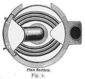 Essex Boiler - plan section