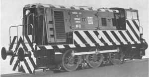 Yorkshire Engine Co 6 wheel shunter